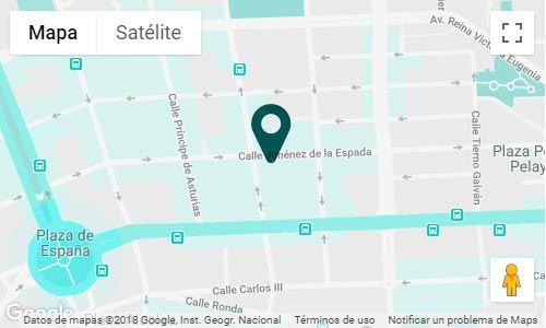 Calle Jiménez de la Espada 10, Entresuelo B, Cartagena